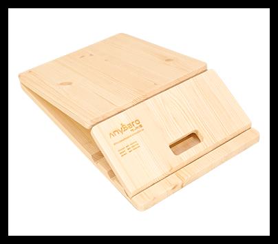 애니바로 자세균형기 P3001 - E0 소나무 국가공인 전신 자세균형 스트레칭 보드